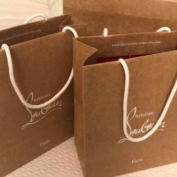 15c1114876d Louboutin & Louis Vuitton bags